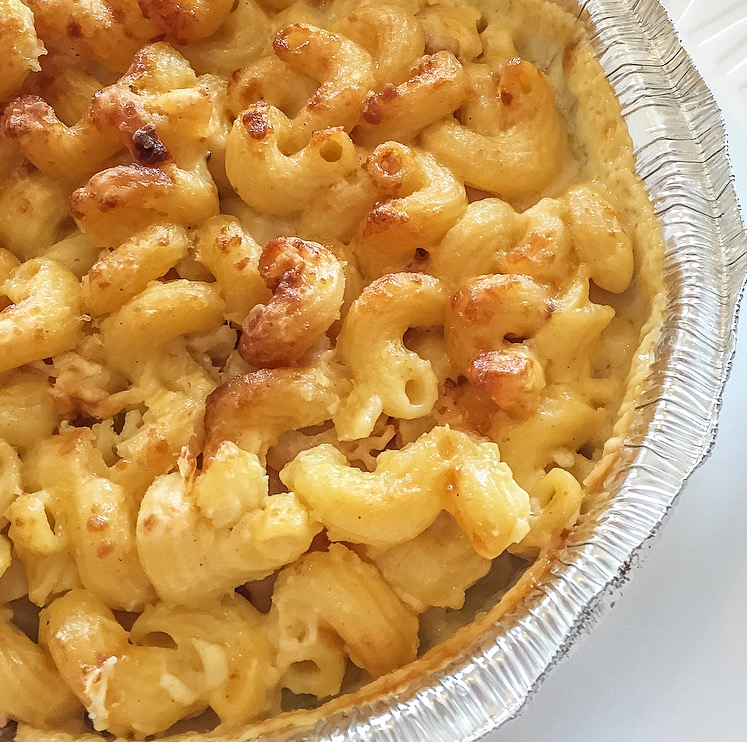 CR Chicks Mac And Cheese